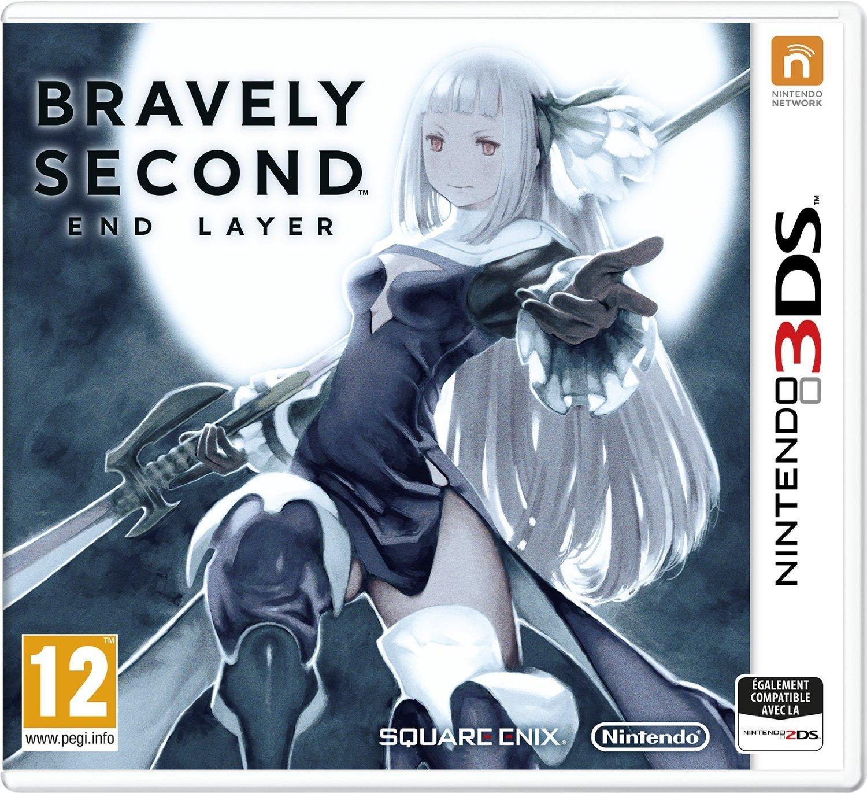 Jeu Bravely Second : End Layer sur Nintendo 3DS