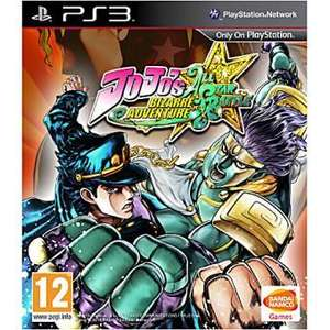 Jojo's Bizarre Adventure All Star Battle sur PS3