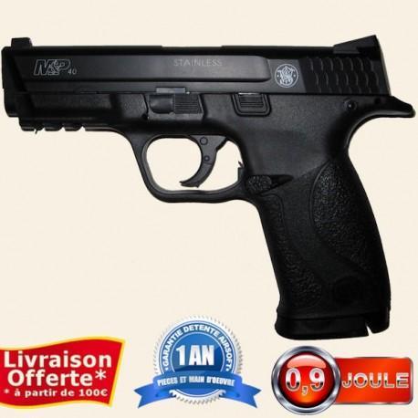 15% de réduction sur tout le site -  Ex : Smith & Wesson MP40 (1 joule)