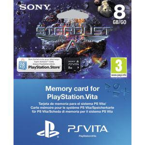 Carte Mémoire 8 Go PS Vita + Super Stardust (Dématérialisé)