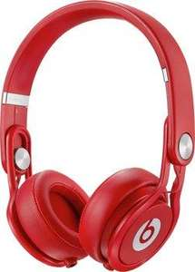 Casque audio Beats By Dre Mixr (blanc, noir ou rouge)