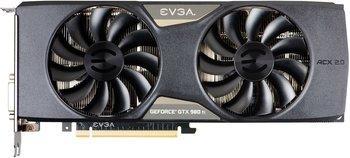 Carte graphique EVGA GeForce GTX 980 Ti Superclocked+ ACX 2.0+  - 6 Go