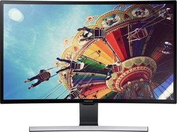 "Écran PC 27"" incurvé Samsung T27D590CX - full HD, LED"