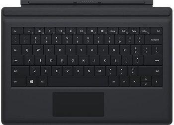 Clavier Microsoft Surface 3 Type Cover (bleu, noir ou rouge)
