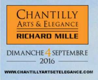 Billet Chantilly Arts & Elegance Richard Mille