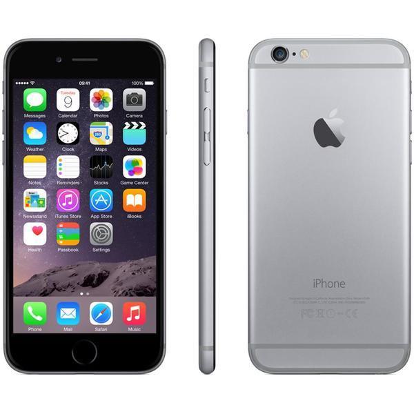 "Smartphone 4.7"" iPhone 6 Gris Sidéral - 16Go (Reconditionné)"