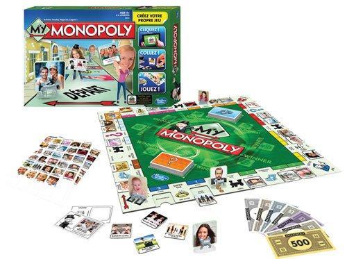 Jeu De Plateau Hasbro A85951010 - My Monopoly