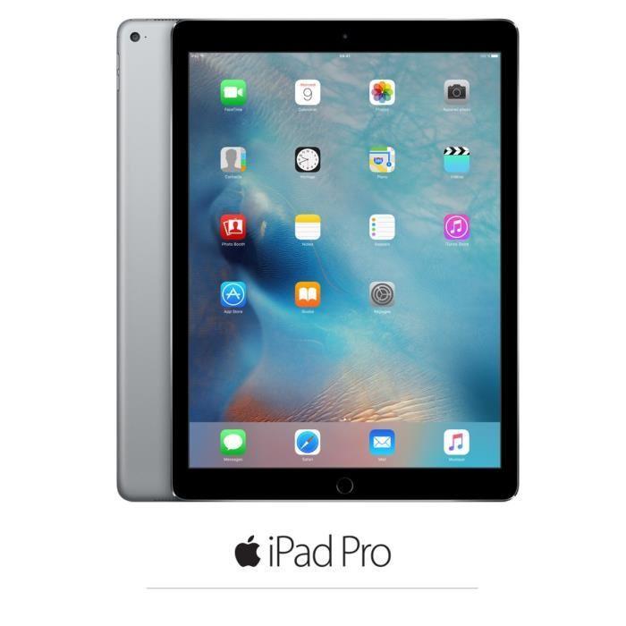 """[Cdiscount à volonté] 10% de réduction sur une sélection de tablettes Apple iPad - Ex : Tablette 9.7"""" iPad Pro 32 Go"""