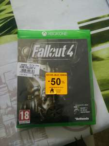 Fallout 4 + Fallout 3 sur Xbox One