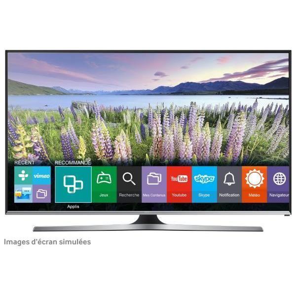 "TV 43"" Samsung UE43J5500 Smart TV LED Full HD"