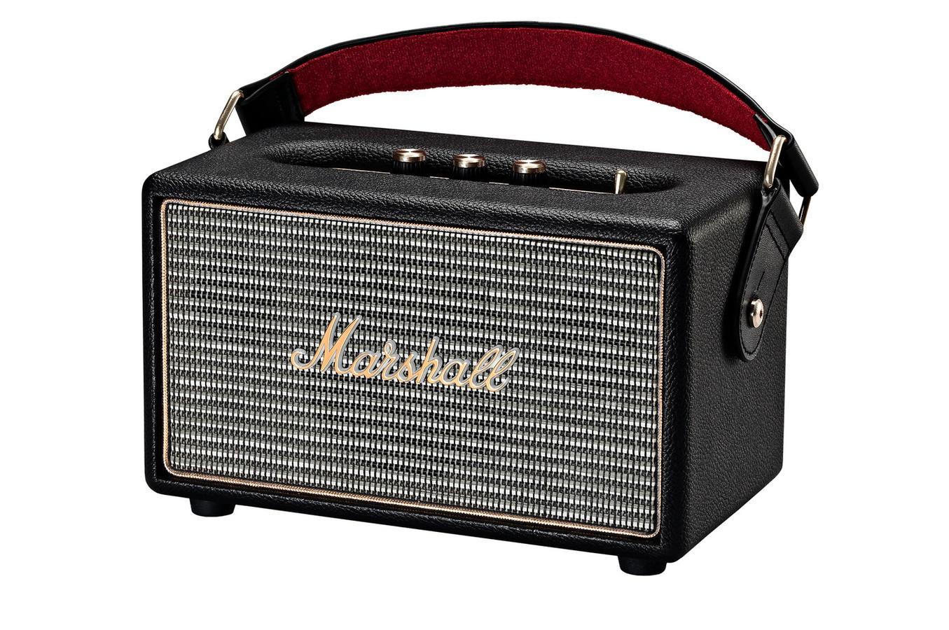 Enceinte Bluetooth Marshall Kilburn ou Stockwell + casque Major II Bluetooth