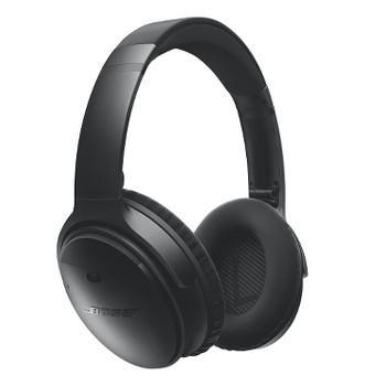Casque Circum-aural Sans-fil à Réduction de Bruit Bose QuietComfort 35 Noir - Bluetooth / NFC