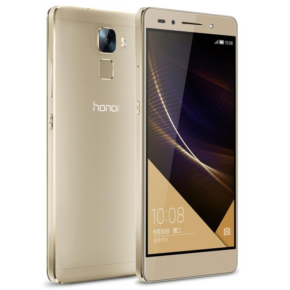 "Smartphone 5.2"" Huawei Honor 7 Premium - 32 Go, Or"