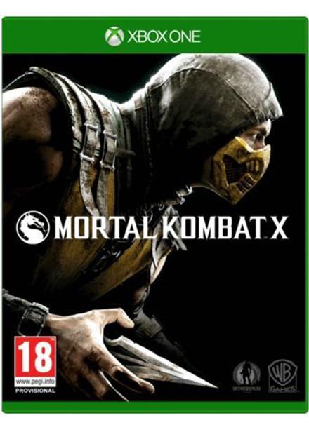 Mortal Kombat X sur Xbox One