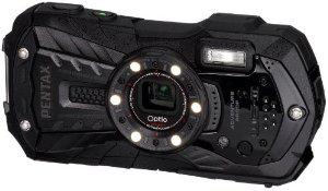 Appareil photo numérique Pentax Optio WG2 16 Mpix Étanche 12 m Noir