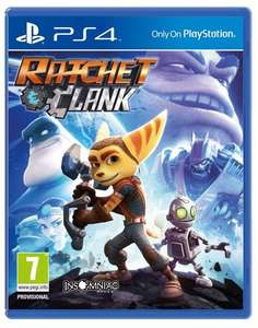 Ratchet & Clank sur PS4 (VO)