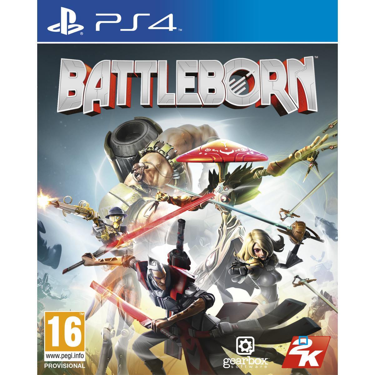 Battleborn sur PS4 ou Xbox One en ligne ou en magasin