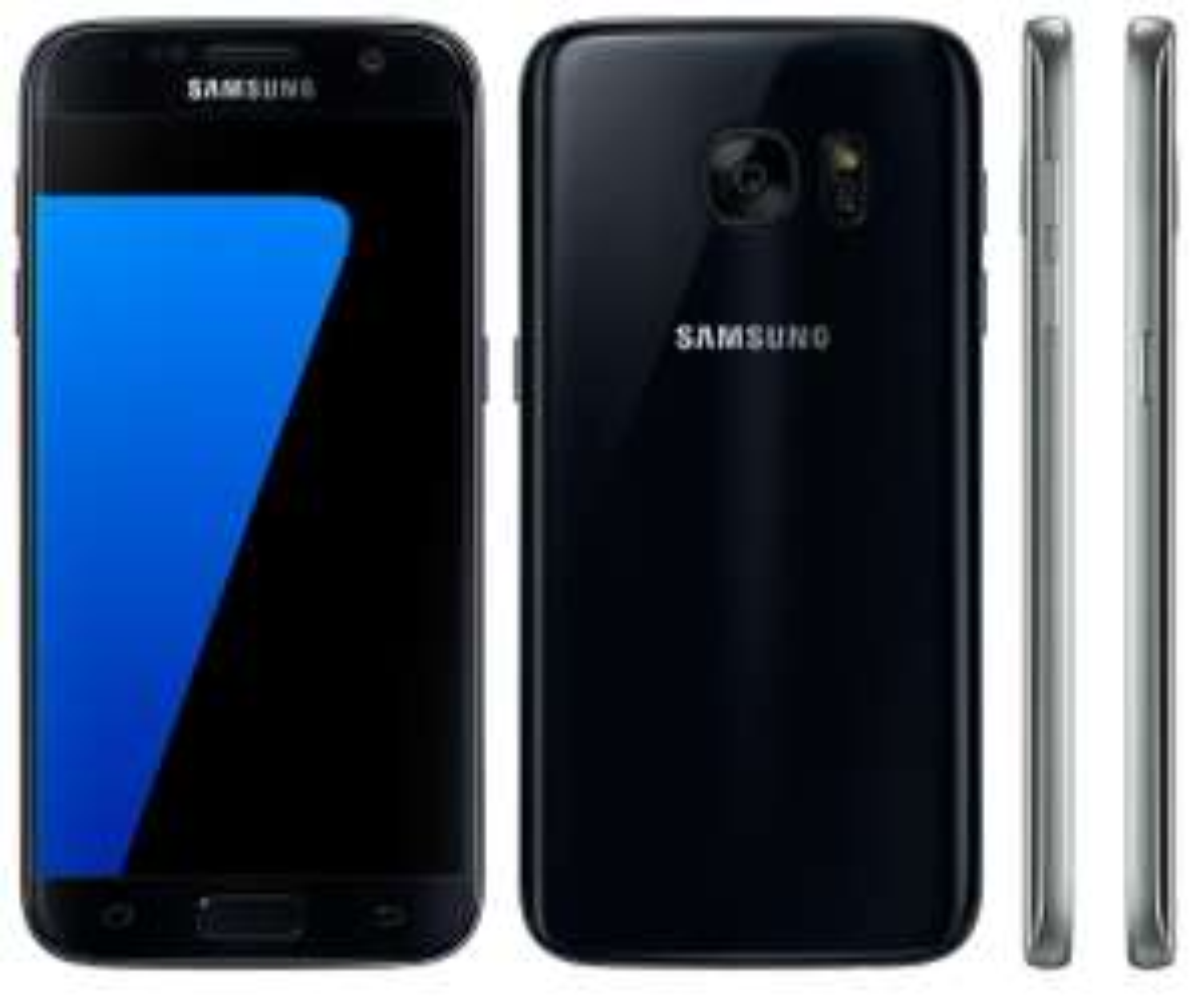 "Smartphone 5.1"" Samsung Galaxy S7 Noir - Amoled 1440 x 2560, Exynos 8890 Octo-Core 2,3 Ghz, RAM 4Go, 32Go"