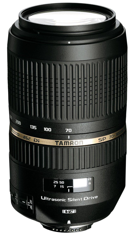 Objectif Tamron SP AF 70-300mm F/4-5,6 Di VC USD - Monture Canon
