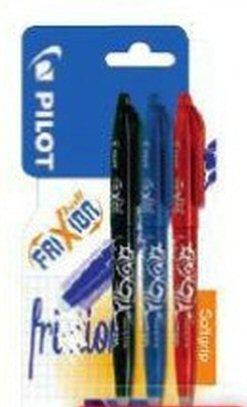Sélection de stylos Pilot 100% remboursés (via ODR)  - Ex: Lot de 3 stylos Roller V5 gratuit (+ 1.88€ sur la carte)