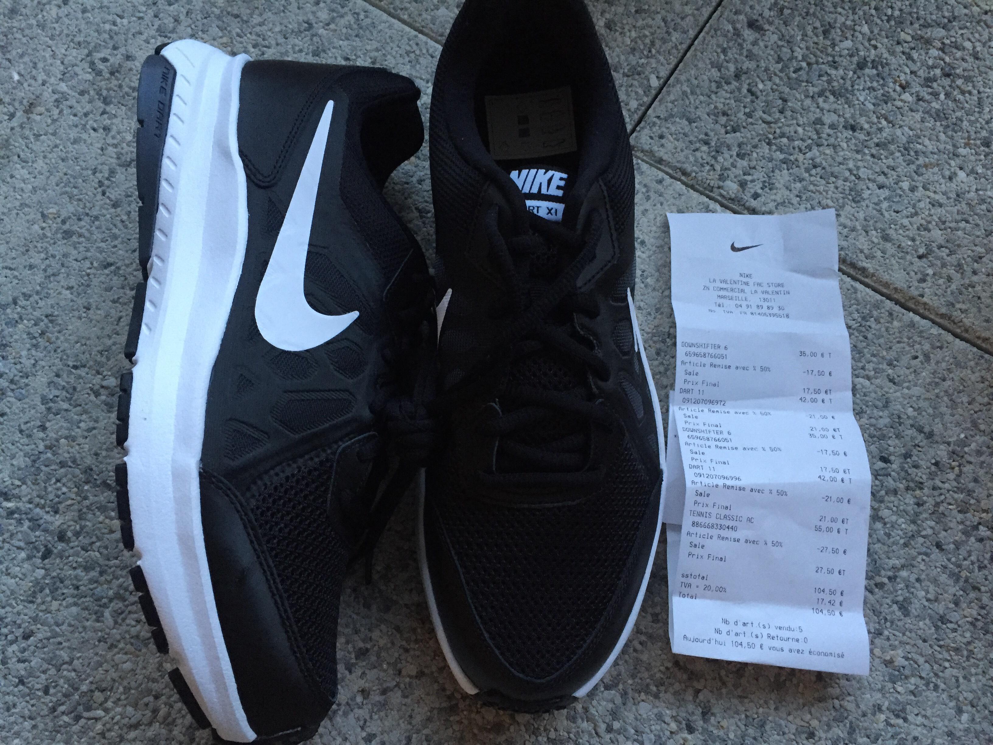 chaussures de sport homme Nike Dart 12