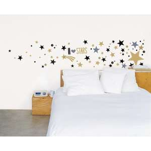 "39 stickers ""Stars"""
