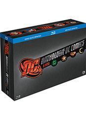 Coffret 8 Blu-ray DC Comics Anthologie