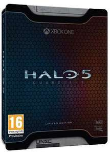 Halo 5 : Guardians - Edition Limitée (VOSTFR) sur Xbox One