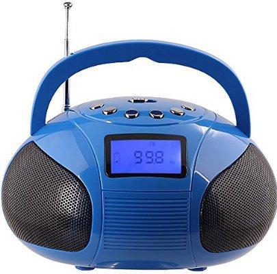 Mini radio-réveil August SE20