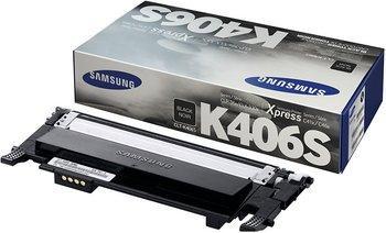 Toner laser noir Samsung CLT-K406S - 1500 pages