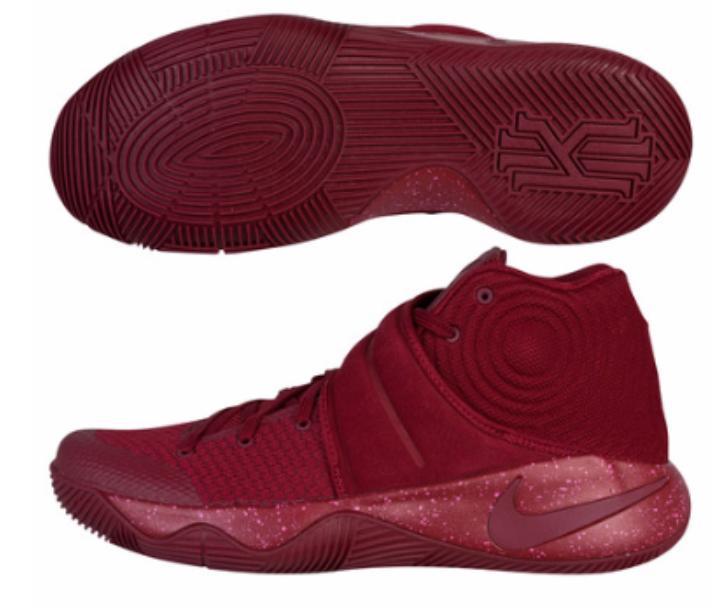 25% de réduction sur une selection de chaussures de Basket - Ex : Chaussures Nike Kyrie II - Rouge