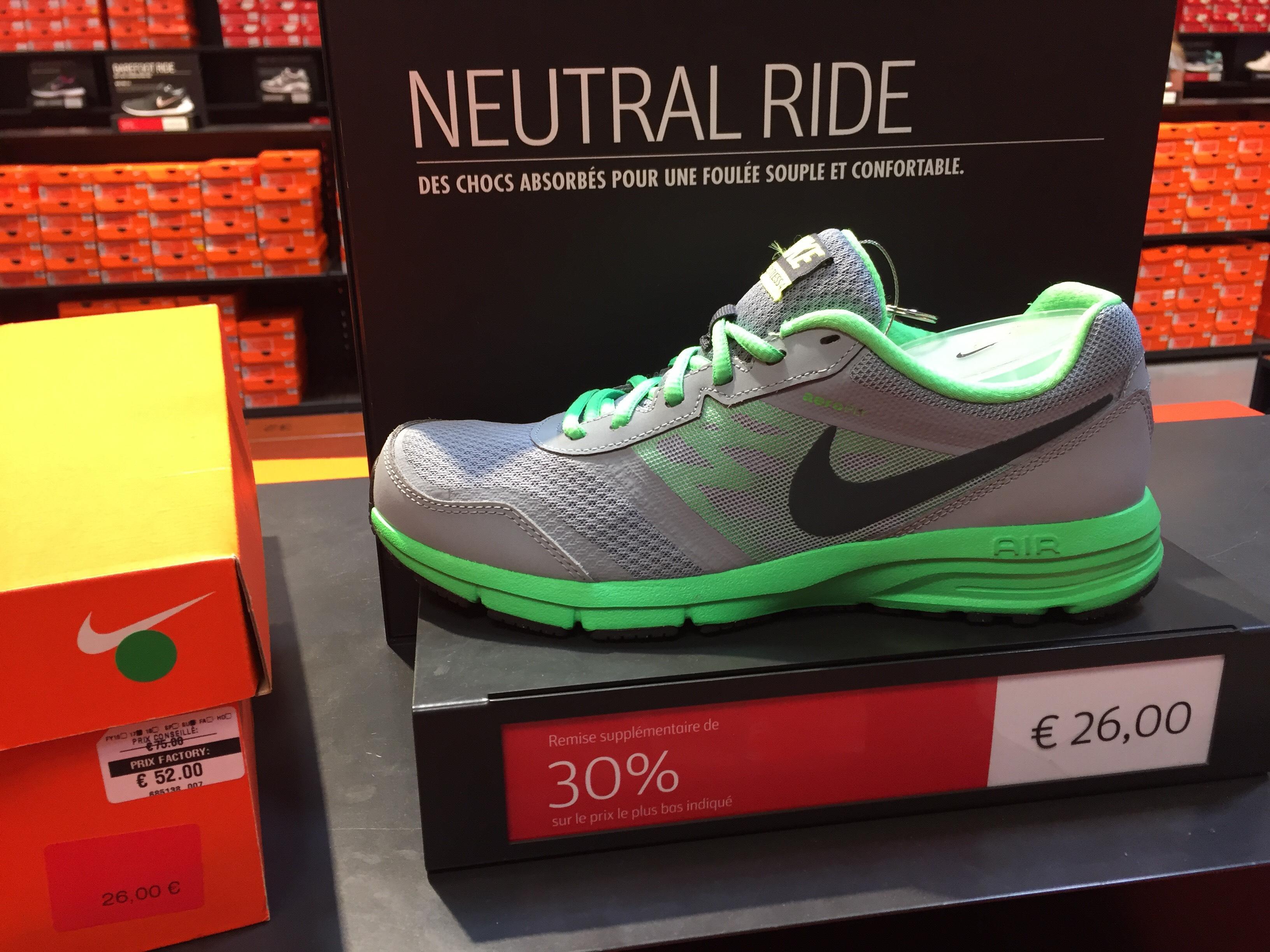 Chaussures Nike Air Relentless 4