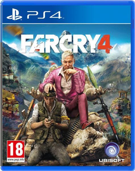 [Premium] Jeu Far cry 4 sur PS4