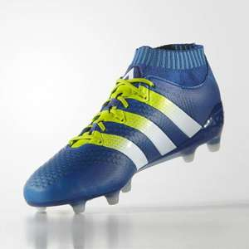 Chaussures à crampon Adidas Ace 16.1 Primeknit terrain souple