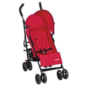 Poussette canne safety 1st - Rouge