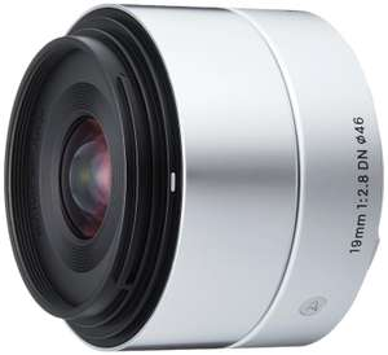 Objectif Compact Sigma 19mm F2.8 DN SE ART - Monture Sony