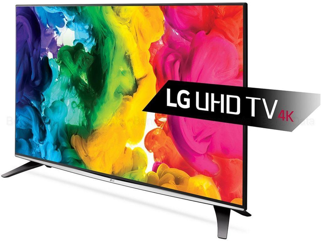 "TV Edge LED Ultra Slim 58"" LG 58UH635V - UHD 4K, HDR, PMI 1500hz, Local Dimming, Smart TV, HEVC, Ultra Surround"