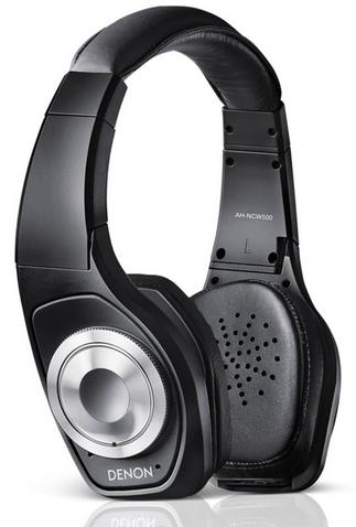 Casque audio sans fil avec reduction de bruit Denon AH-NCW500