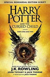 Tome 8 : Harry Potter et l'enfant Maudit (version anglaise)