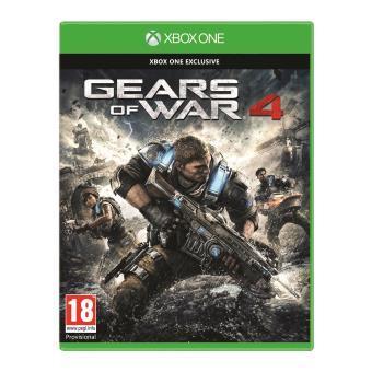 [Adhérents - Précommande] Gears of War 4 sur Xbox One + 15€ sur le compte fidélité