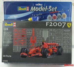 Sélection de maquettes en promo - Ex : Maquette  Revell 1/24 Ferrari 2007 World Champion