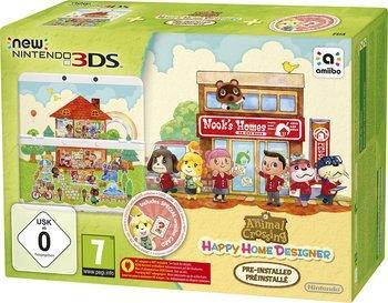 Sélection de packs console Nintendo New 3DS en promotion - Ex : New 3DS (blanche) + Animal Crossing: Happy Home Designer