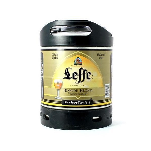 Fut Perfect Draft Leffe 6L (via 5€ en avoir)