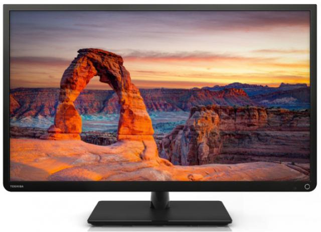 """TV LED 32"""" (80cm) HDTV 1080p Toshiba 32L2333 (avec ODR 30€)"""