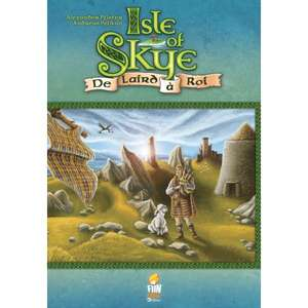 Jeu de société Isle of Skye - Version Française