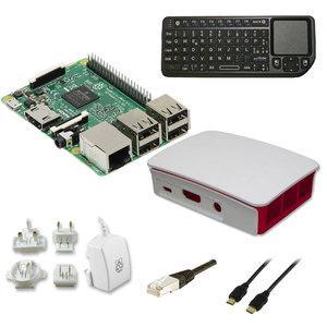 Kit mini-PC Raspberry Pi 3 - modèle B, 1 Go