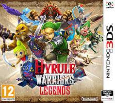 Jeu Hyrule Warriors Legends sur Nintendo 3DS