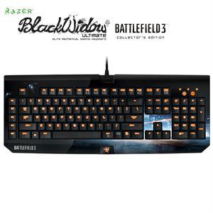 Clavier mécanique rétroéclairé Razer BlackWidow Ultimate - Battlefield 3 Edition