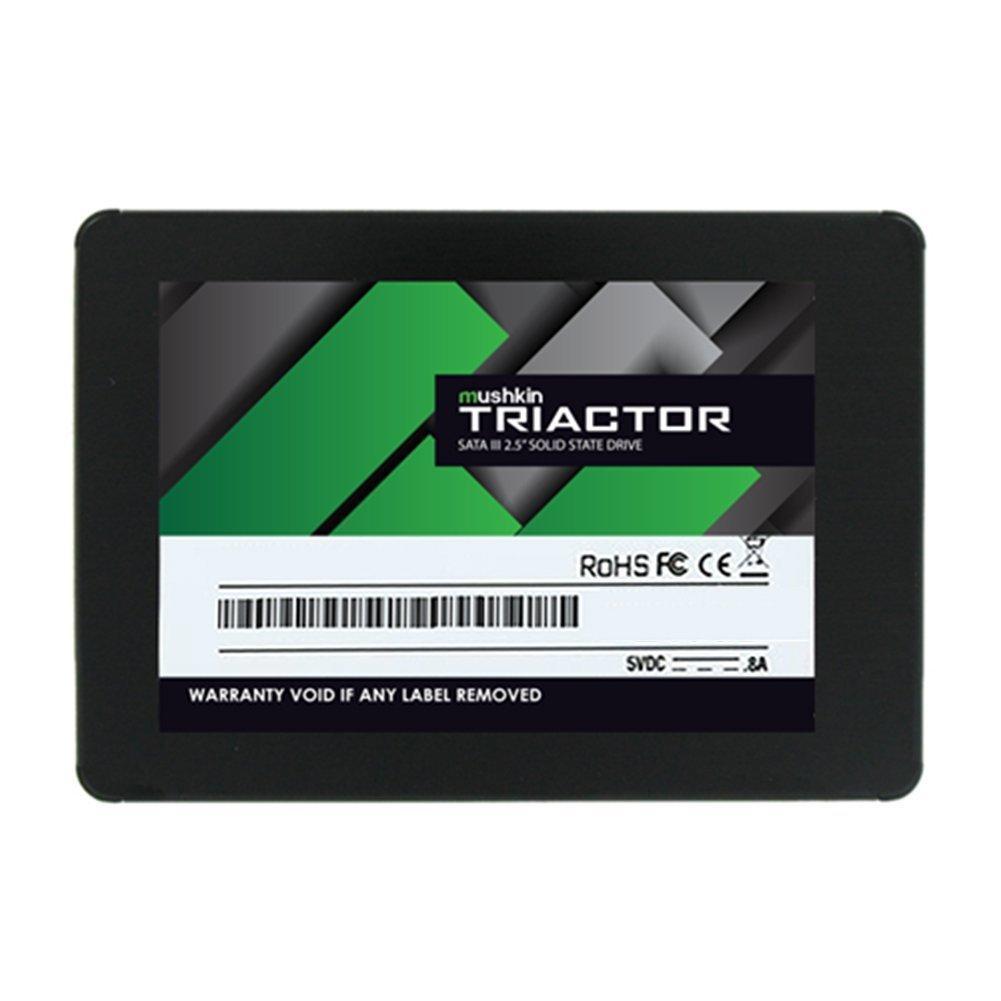 "SSD interne 2.5"" Mushkin Triactor (TLC) - 480 Go"