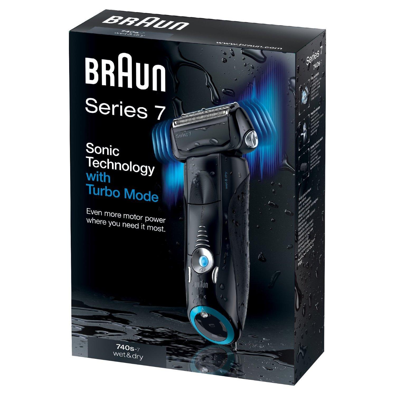 Rasoir électrique Braun série 7 740s